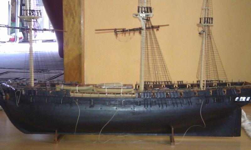 Baubericht USS Constitution von Revell in 1:96 - Seite 2 Bilder24