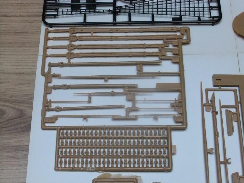Baubericht: Golden Hind von Heller in 1:200 Dscf0317