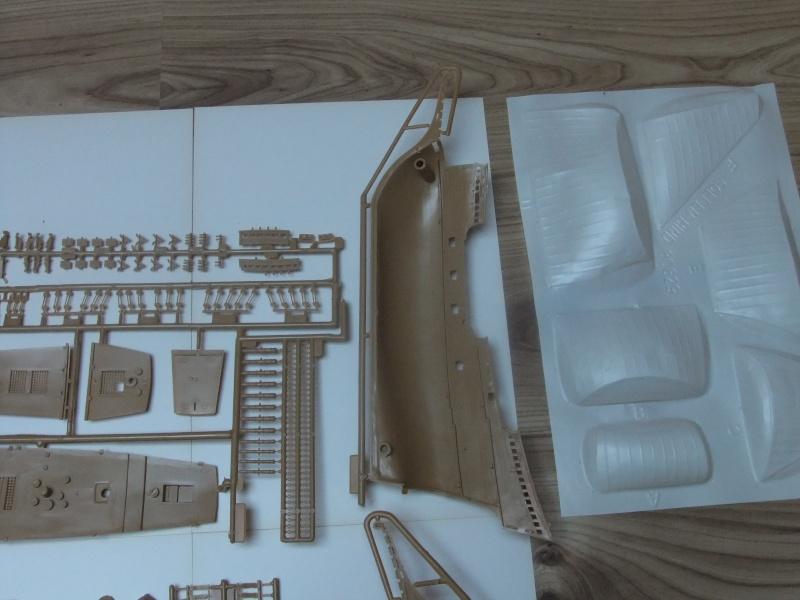 Baubericht: Golden Hind von Heller in 1:200 Dscf0319