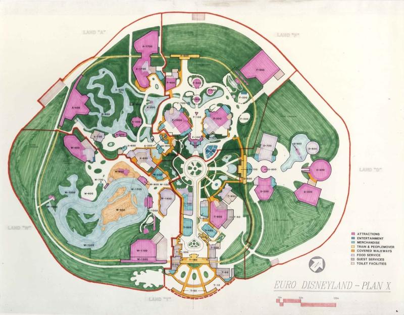 Plan Du Parc 1  Dlp1st10