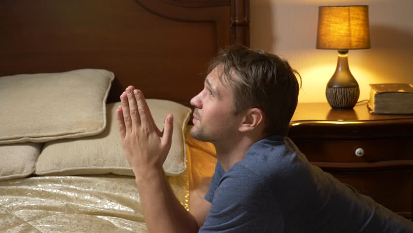 † Prière de protection pour le sommeil † 112