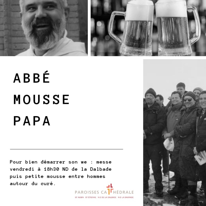 « Abbé mousse papa », quand la mission a le parfum du houblon ! 20191010
