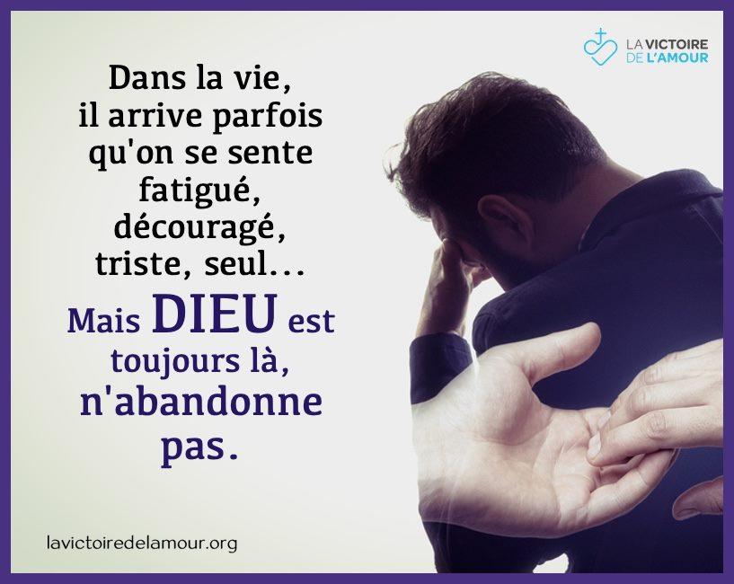 Il nous arrive tous de ne plus avoir le goût de prier : Ne nous décourageons pas ! - Page 2 61273010