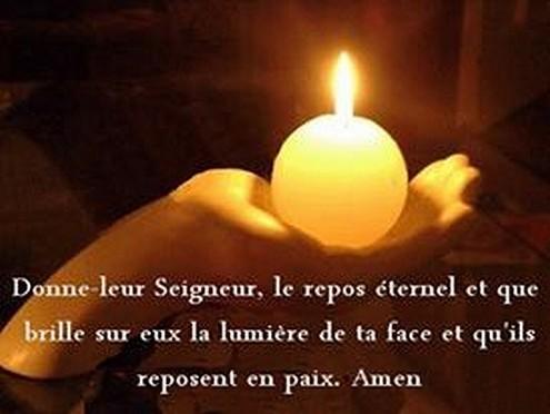 ✟ Une prière s.v.p. pour le repos de l'âme de ces deux jeunes personnes décédées dans un violent accident ✟ B4f0df10