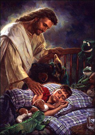 † Prière de protection pour le sommeil † F5b9a110