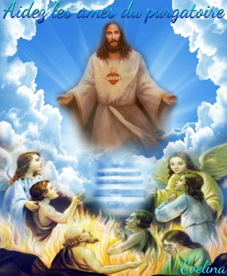 Beaucoup d'âmes du Purgatoire sont délivrées le jour de Noël ! Ob-9c710