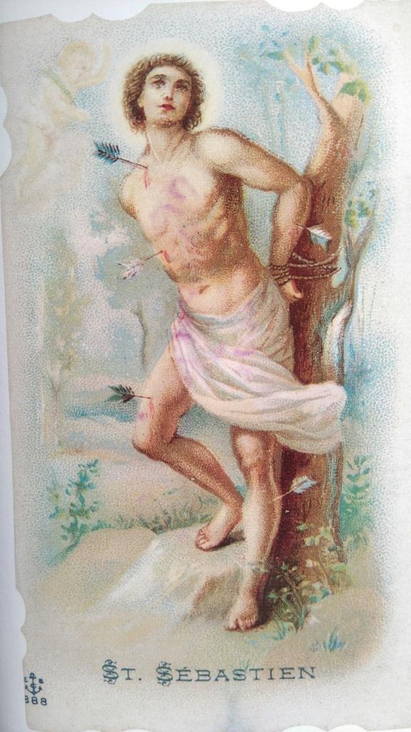 Les martyrs de l'Eglise primitive - À lire ! Merci mon Dieu de pouvoir encore professer notre foi ♥ Ob_3c410