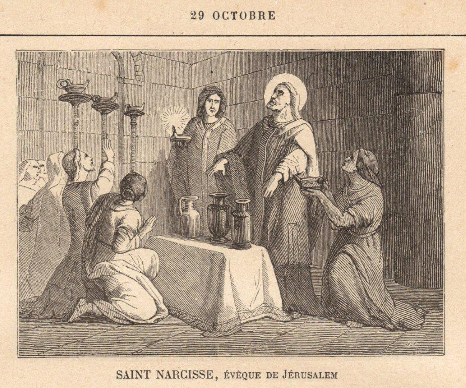 Les martyrs de l'Eglise primitive - À lire ! Merci mon Dieu de pouvoir encore professer notre foi ♥ - Page 2 Sdj29o10