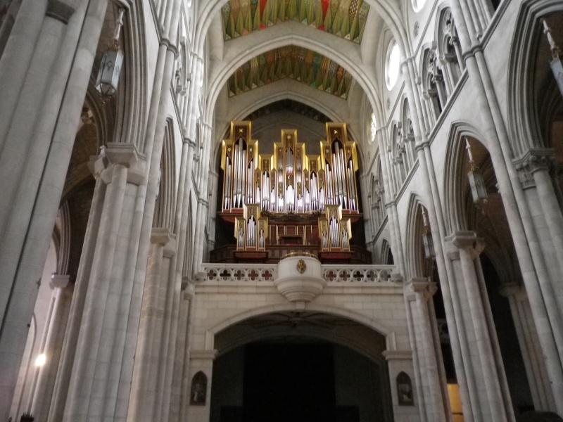 Museo Catedral de la Almudena Imgp0016