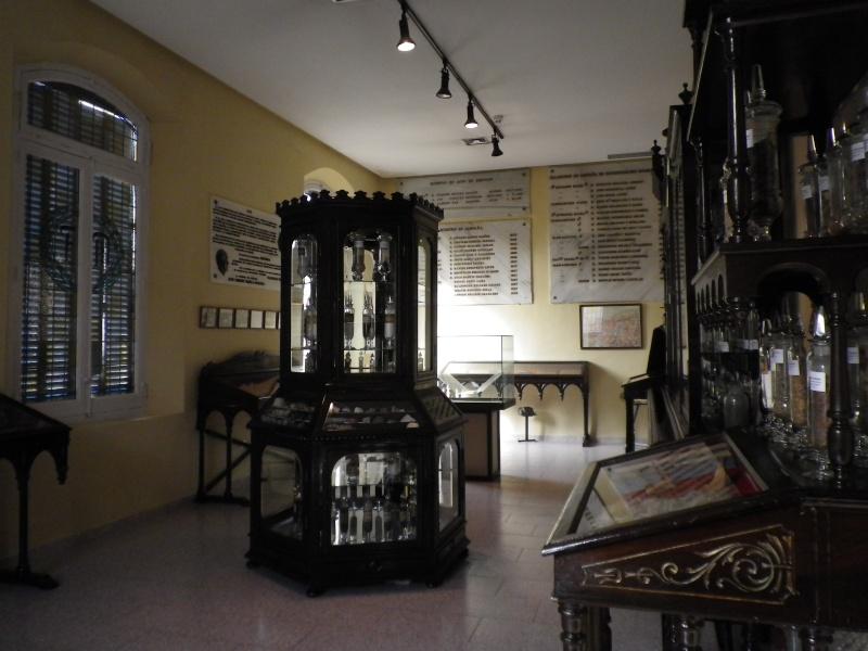 Museo de Farmacia Militar Imgp0028