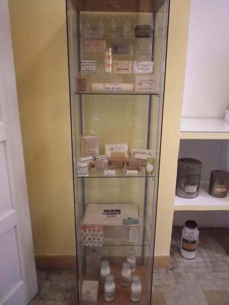 Museo de Farmacia Militar Imgp0031
