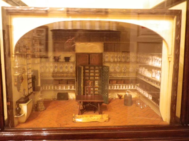 Museo de Farmacia Militar Imgp0035