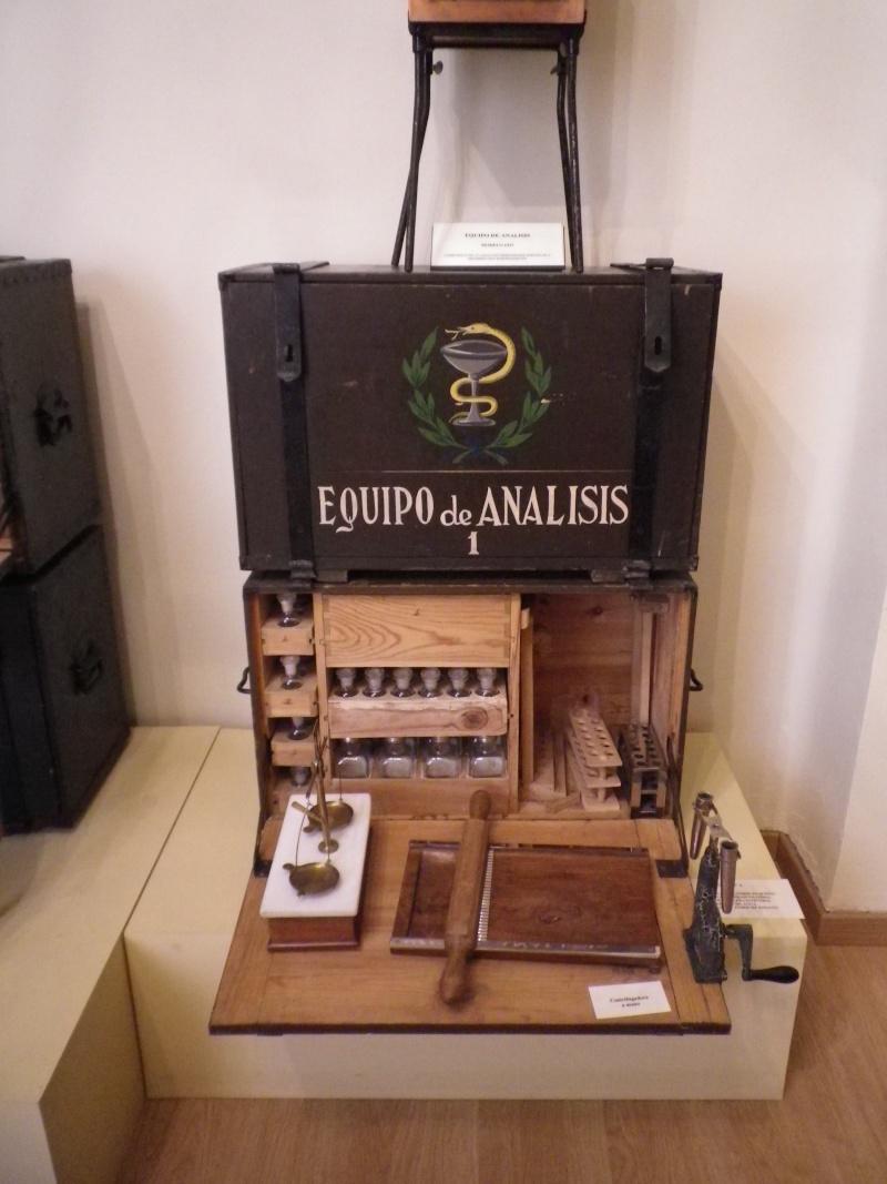 Museo de Farmacia Militar Imgp0036