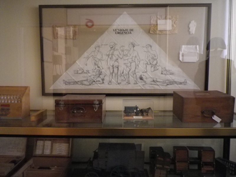 Museo de Farmacia Militar Imgp0038
