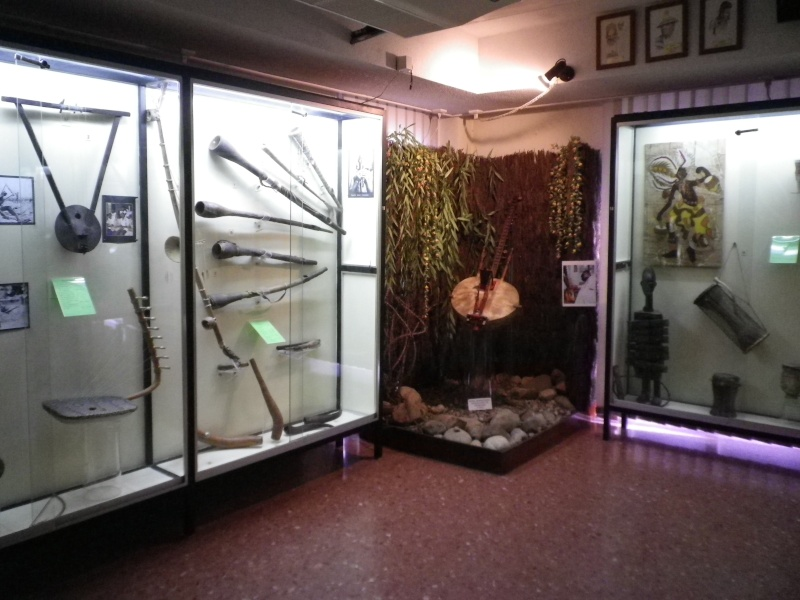 Museo Africano Mundo Negro  Museo_16