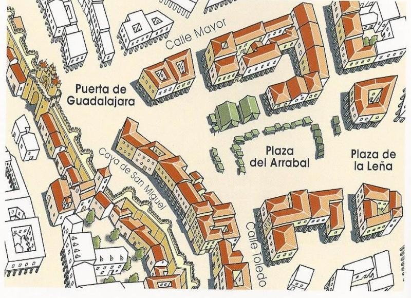 Primera salida: las murallas de Mayrit Plaza_11