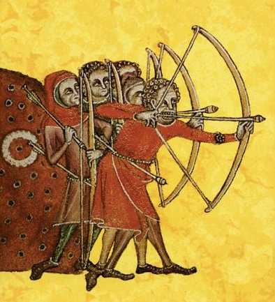 Archer début XIV Longbo11