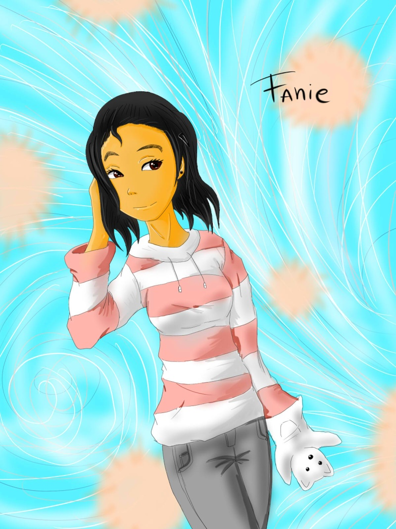 mes personnages[shiin] Fanny10