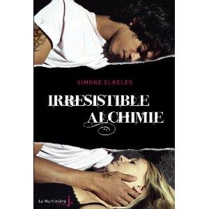 La trilogie Irrésistible Attraction - Simone Elkeles. 51v6vh10