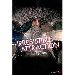 La trilogie Irrésistible Attraction - Simone Elkeles. Irresi10