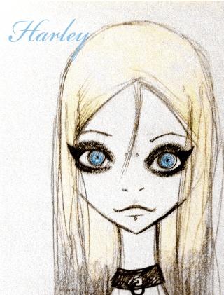 Harley Mizuki Quinn Harley10