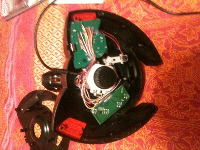 joystick thrustmaster t.flight stick x démonter . Img_1410