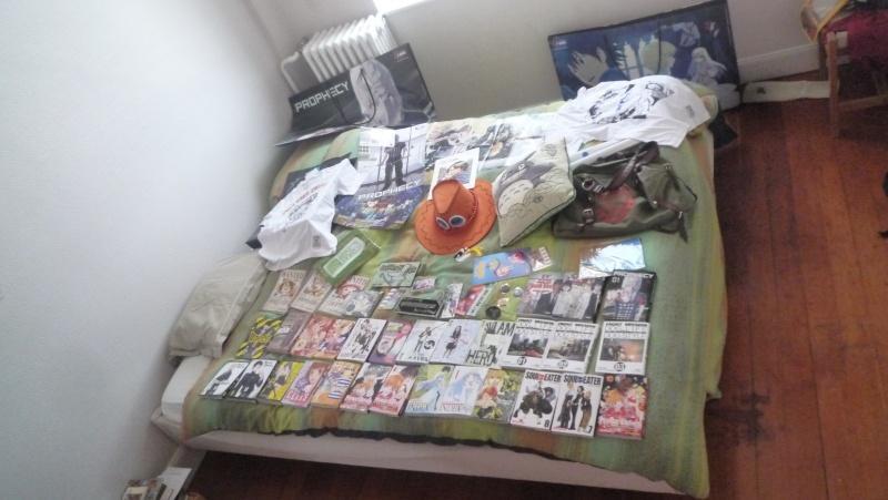 Japan Expo et vos petits achats. P1060510