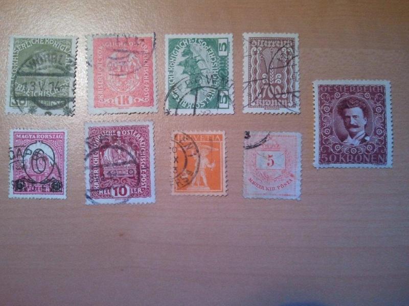 Wert dieser Briefmarken inkl. Foto 2011-011
