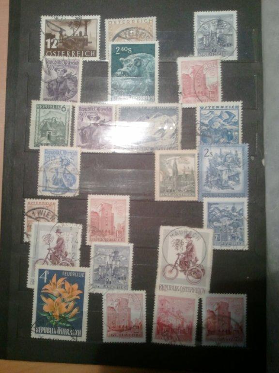 Wert dieser Briefmarken inkl. Foto 2011-012