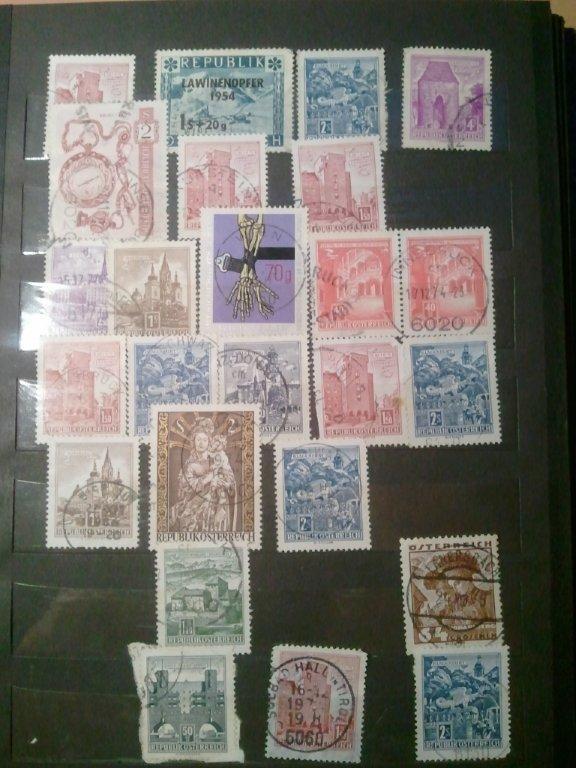 Wert dieser Briefmarken inkl. Foto 2011-013