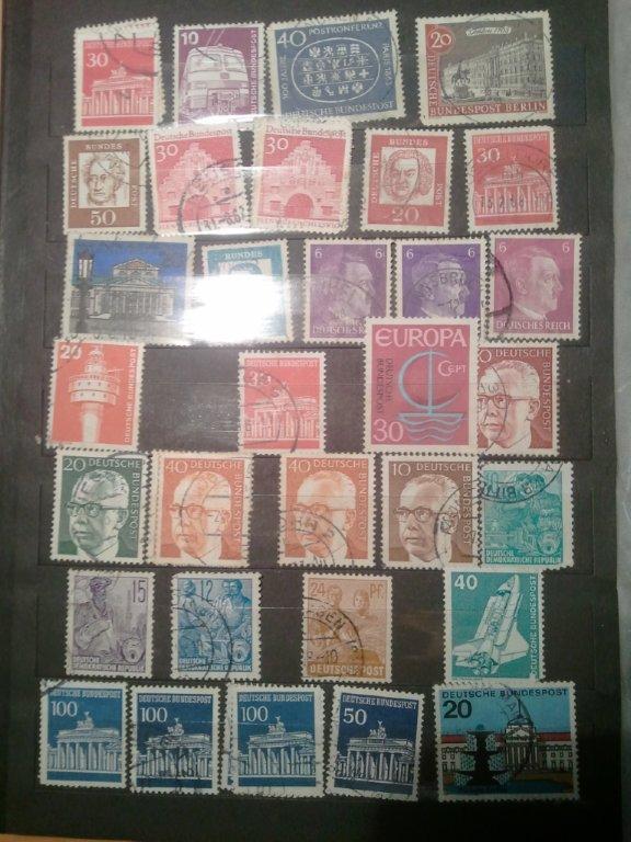 Wert dieser Briefmarken inkl. Foto 2011-014