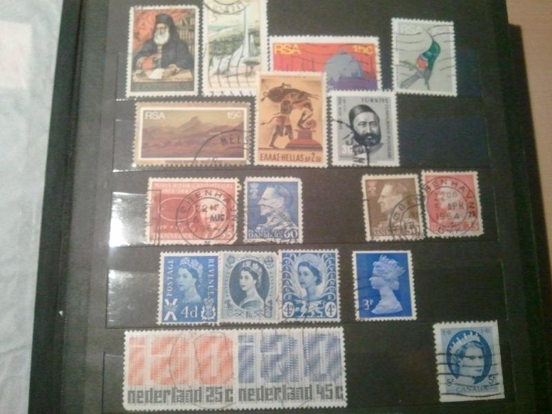 Wert dieser Briefmarken inkl. Foto 2011-015