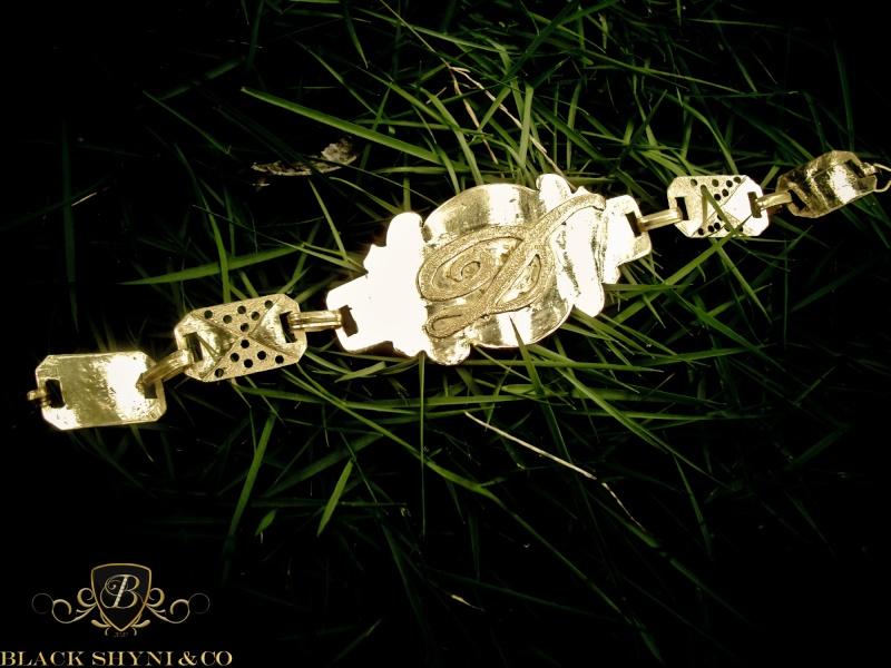 Bracelet or  12_64010