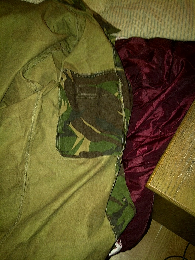 Dutch 3 color wood land shirt and pants Img-2019