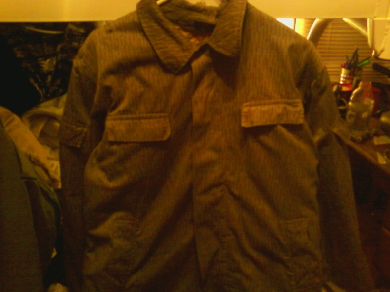East German field coat Photo022