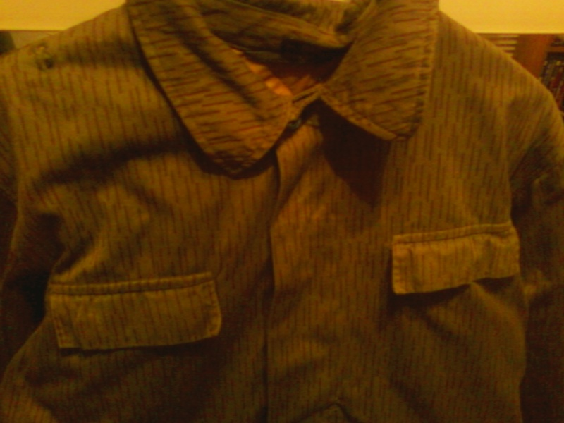 East German field coat Photo023