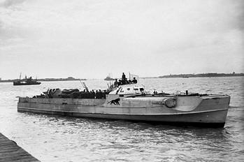 Schnellboot  ( Vedettes lance-torpilles) German10