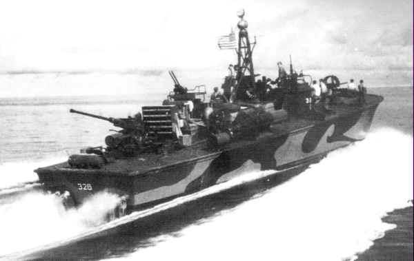 Vedettes lance-torpilles PT-BOATS (Pacifique) - Page 6 Ptboat10