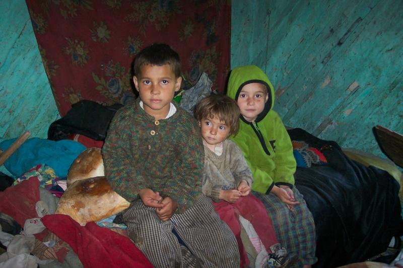 Pauvreté des enfants en France (reportages) Enfant10