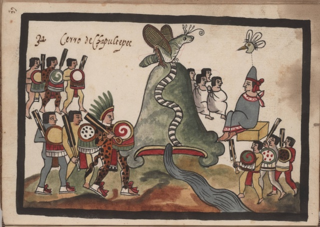 La Geste de Ce Acatl Topilitzin Quetzalcoatl Cerro_10