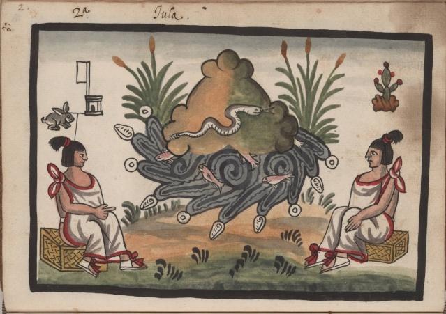La Geste de Ce Acatl Topilitzin Quetzalcoatl Coatep11