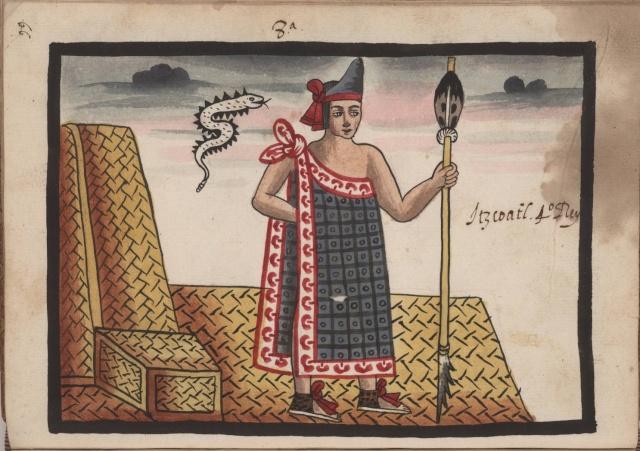La Geste de Ce Acatl Topilitzin Quetzalcoatl Itzcoa12