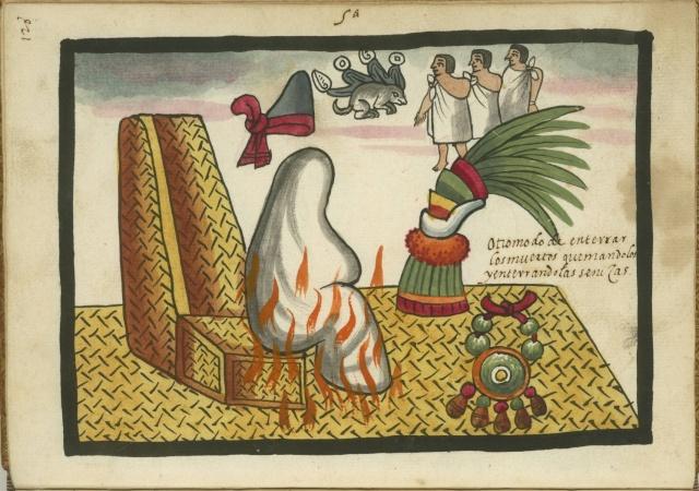 La Geste de Ce Acatl Topilitzin Quetzalcoatl Tovar_10