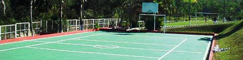 Campo de Basquetebol Cbasqu10