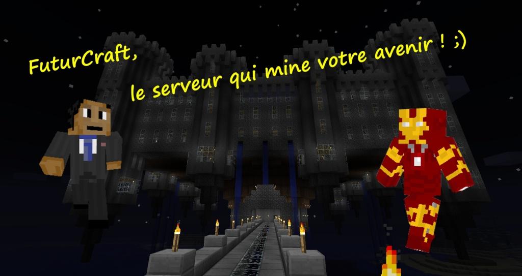 FuturCraft - Serveur Minecraft