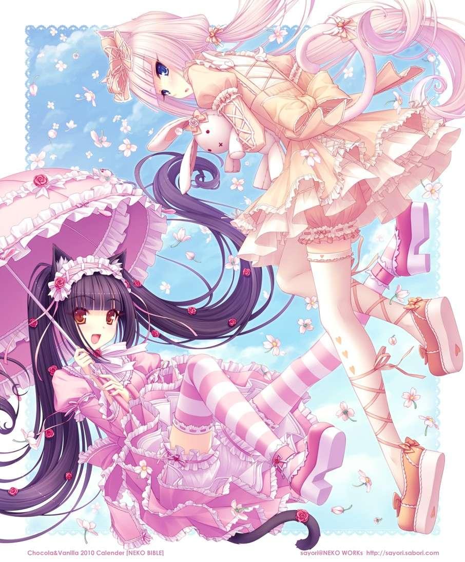 Neko-girls Loli_s88