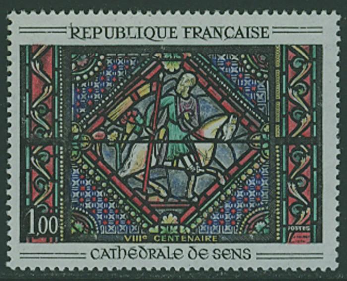 Frankreich`s Gemäldemarken Frankr25