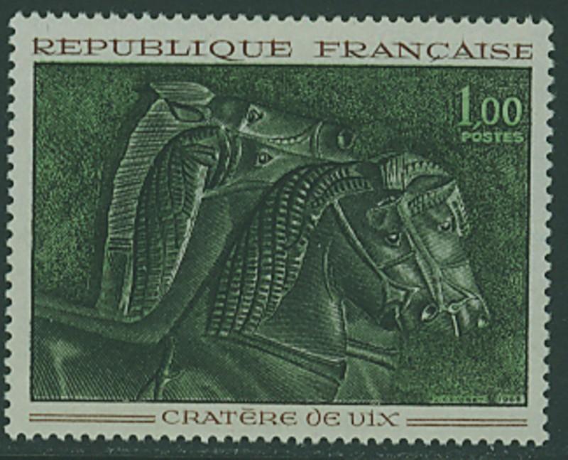 Frankreich`s Gemäldemarken Frankr29