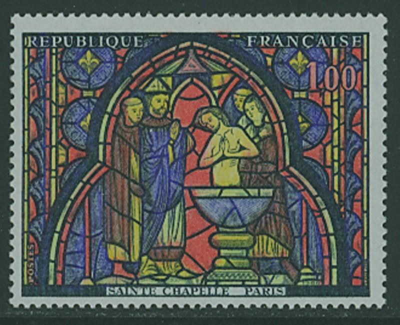 Frankreich`s Gemäldemarken Frankr31