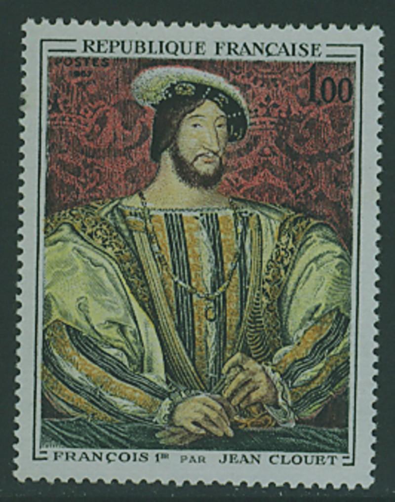 Frankreich`s Gemäldemarken - Seite 2 Frankr36